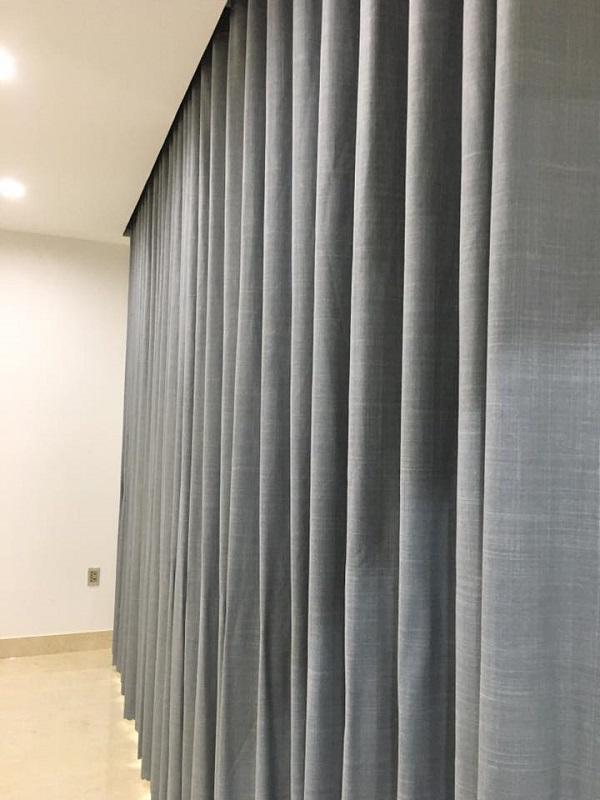 Thi công rèm cửa nhà chị Hoa (Quận Phú Nhuận)