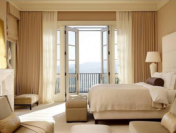 tư vấn chọn rèm phòng ngủ