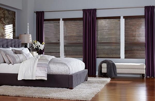 gợi ý chọn rèm phòng ngủ