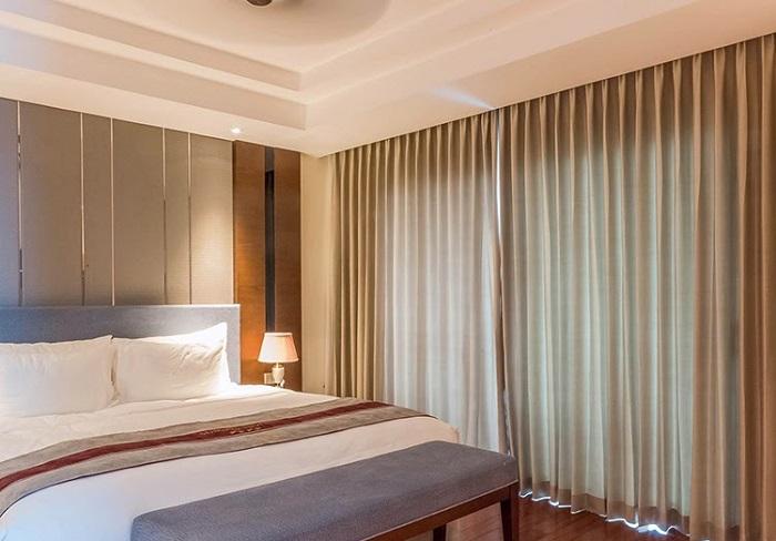 chọn rèm cửa khách sạn