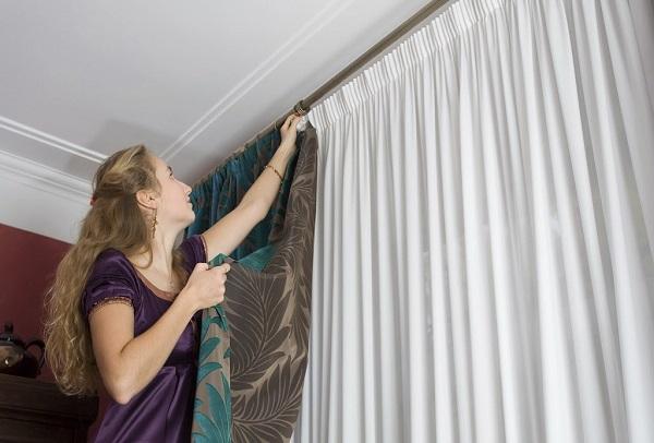 Những tiêu chí để đảm bảo việc lắp rèm cửa đúng cách